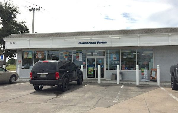 Cumberland Farms set to rebuild store in Micco, Florida.