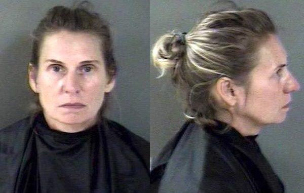 A hospital worker was charged with DUI after driving recklessly through Sebastian, Florida.