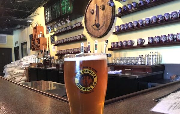 Pareidolia Brewing Co. to celebrate 4 year anniversary in Sebastian, Florida.