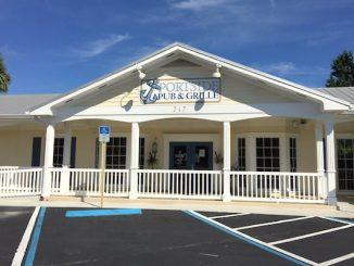 Portside Pub & Grille in Sebastian, Florida.