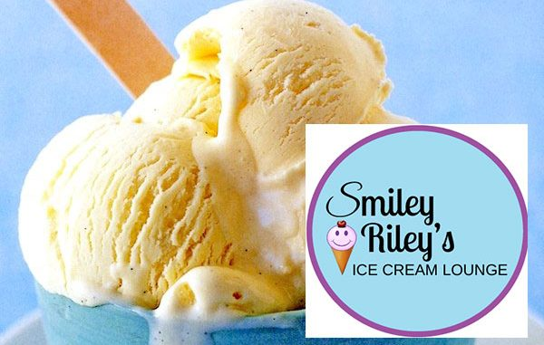 Smiley Riley's Ice Cream Lounge to open this weekend in Vero Beach, Florida.