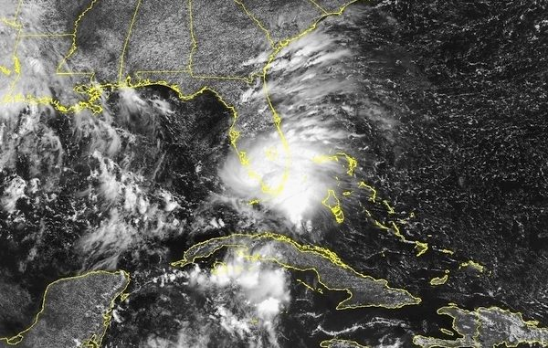 Child killed as tropical storm Gordon makes landfall on US Gulf Coast