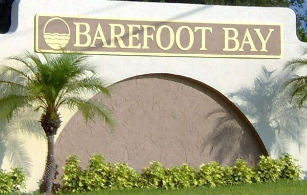Barefoot Bay Board of Trustee recommendations.