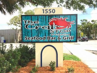 Crab Stop receives perfect score from health inspection in Sebastian, Florida.
