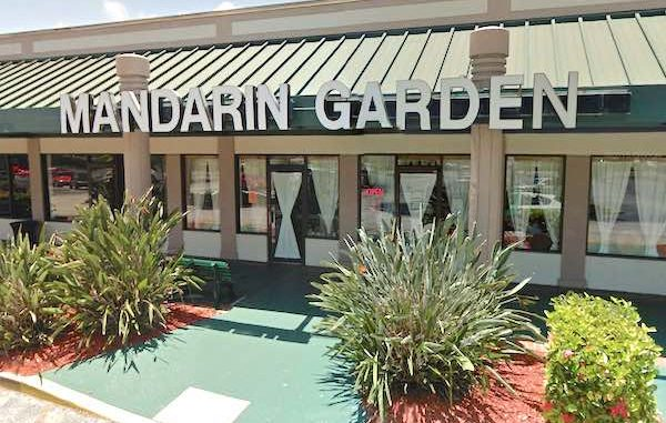 Mandarin Garden health inspection in Sebastian, Florida.