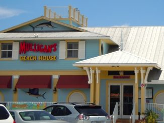 Mulligan's Beach House health inspection rating in Sebastian, Florida.