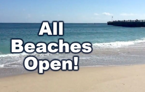 Sebastian Inlet Vero Beach And Others Beaches In Indian River County Are Now Open