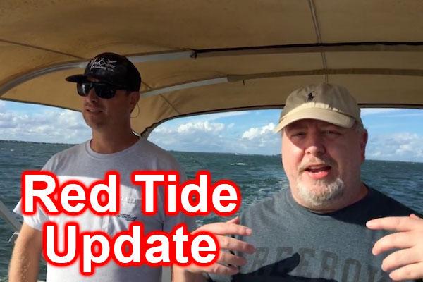 Red Tide Update Sebastian Vero Beach Indian River Lagoon