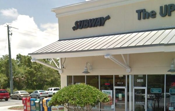 Subway offering fun festivities on National Sub Day in Sebastian, Florida.