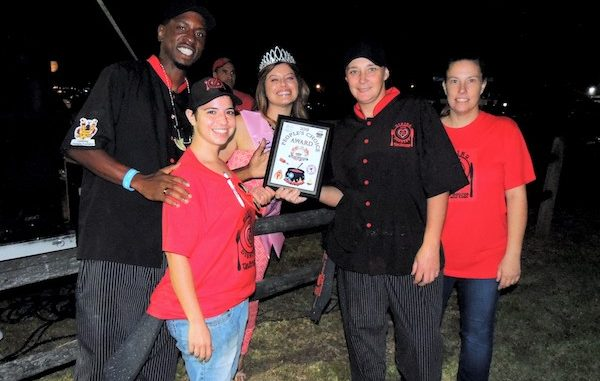 The Source wins Peoples Choice Award at Sunrise Rotary of Vero Beach Chili Challenge.