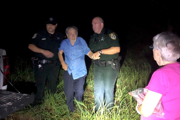 Project Lifesaver works to recover missing 86 year old man