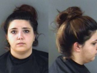 Chevron employee arrested on theft charges in Vero Beach, Florida.