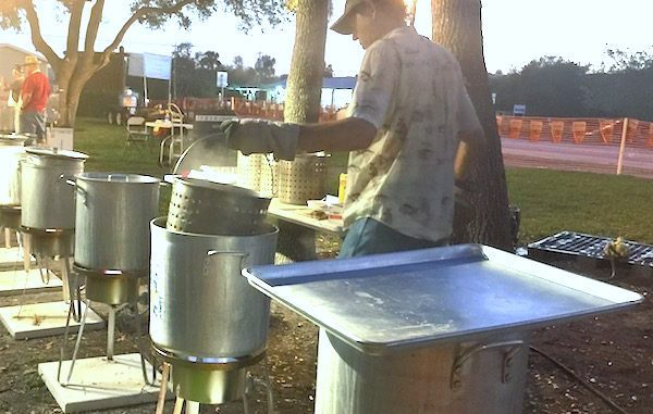 Clambake and other things to do this weekend in Sebastian, Florida.