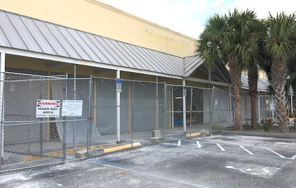 North county offices moving where Dollar Tree used to be in Sebastian, Florida.