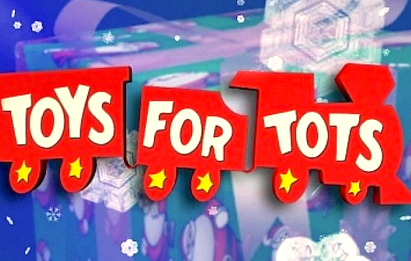 Sebastian Elks Lodge hosts Toys for Tots.