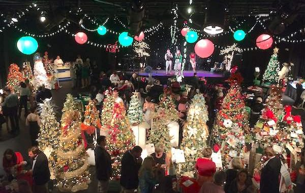 21st Annual Festival of Trees at Riverside Theatre in Vero Beach, Florida.