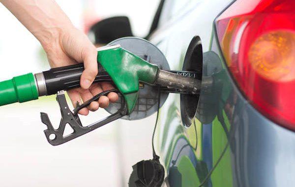 Gas prices higher in Sebastian, Florida.