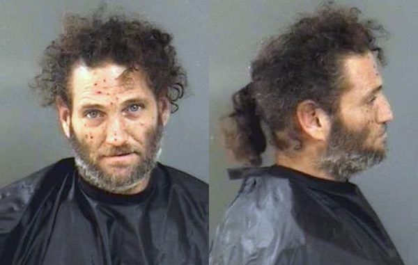 A 39-year-old man was arrested early Sunday morning in Sebastian, Florida.