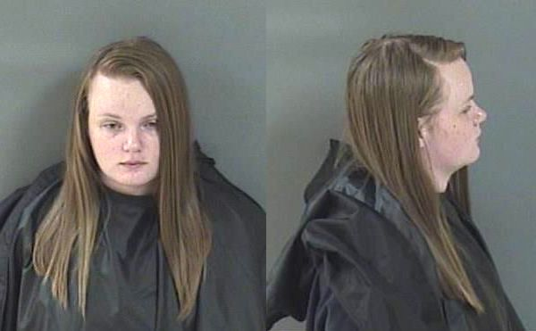 A 19-year-old female was arrested for DUI in Sebastian, Florida.
