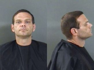 Man caught stealing condoms and vibrators at a CVS Pharmacy store in Vero Beach, Florida.
