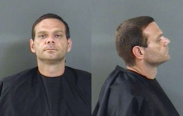 Man caught stealing condoms and vibrators at a CVS Pharmacy store in Vero Beach, Florida.