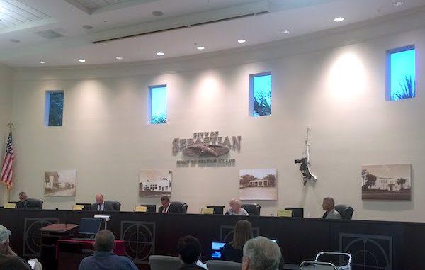 Natural Resources Board opening at City of Sebastian.