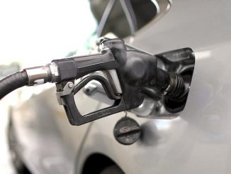 Gas prices still high in Sebastian, Florida.