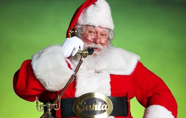 Santa will be making phone calls to kids in Indian River County.
