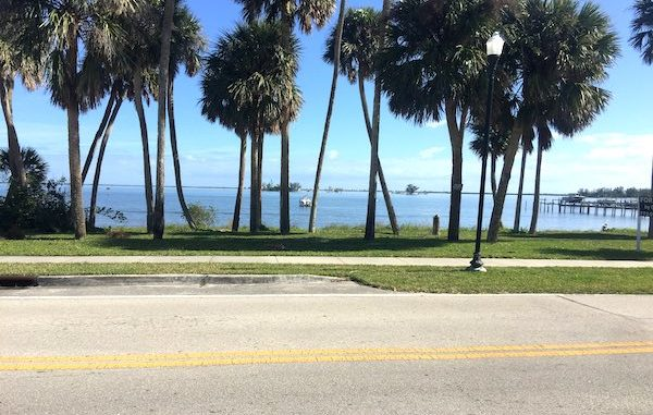 Warmer week ahead for Sebastian, Florida.