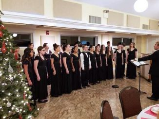 The SRMS Choir program hosted a series of two Dinner Concerts this past Thursday and Friday.
