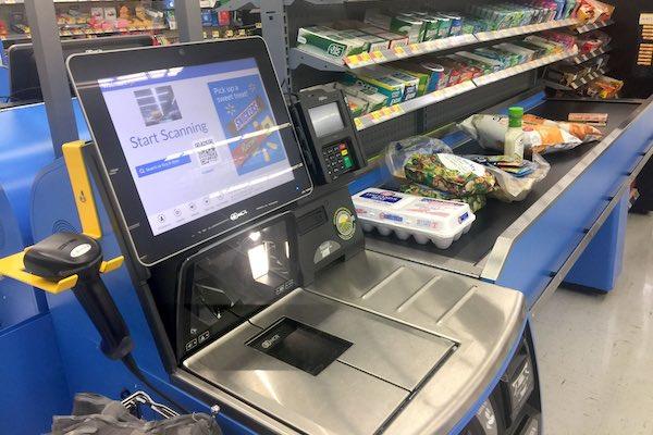 Stealing From Walmart Self-Checkout Is Not Smart - Sebastian