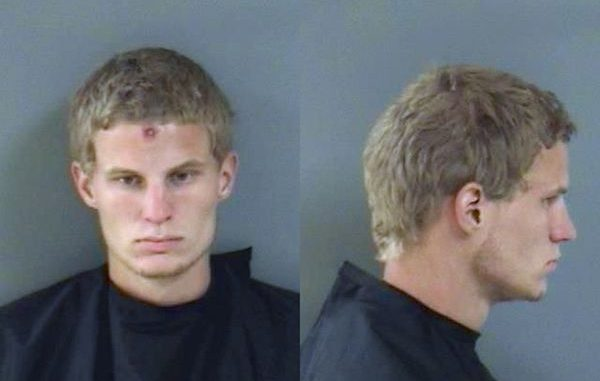 21-year-old man arrested in Vero Beach, Florida.