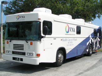 VNA bus coming in January to Sebastian, Florida.