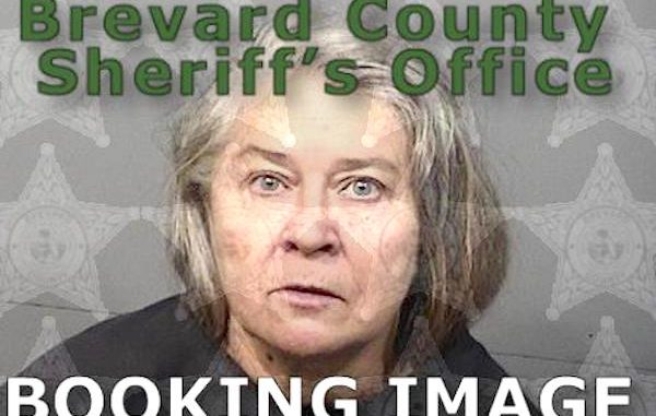 Cathleen Ann Parker, 61, was arrested on charges of Dealing in Stolen Property.