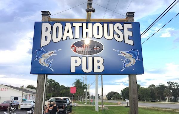 Boathouse Pub in Grant will soon ban smoking.