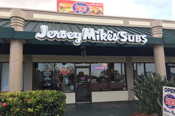 Jersey Mike's subs has remained busy ever since their grand opening in Sebastian, Florida.