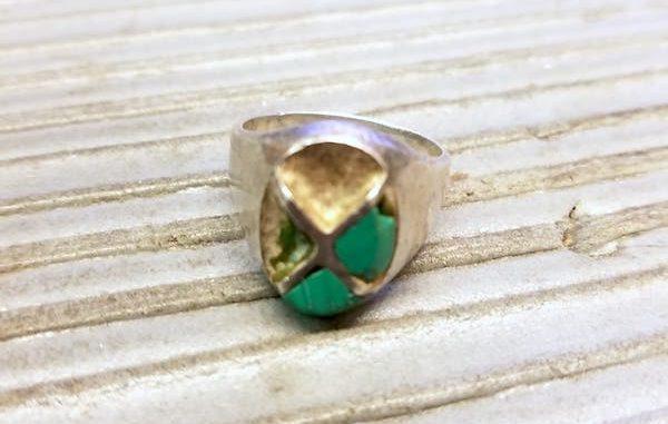 Man seeks owner of lost ring in Sebastian, Florida.