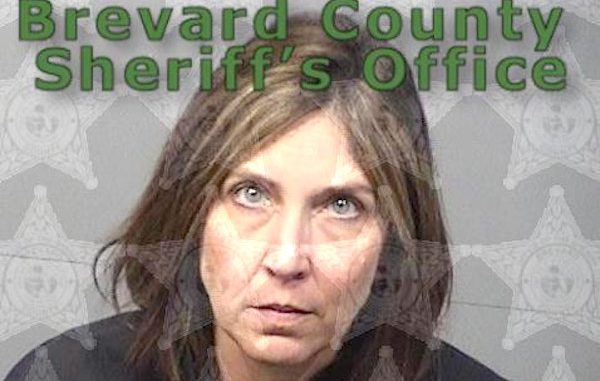 April Gielow, 44, of Vero Lake Estates, has been charged with DUI manslaughter in Micco, Florida.