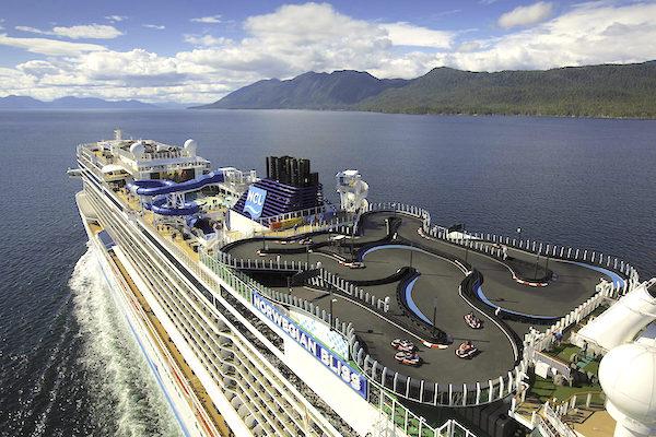 Alaska Cruise With Sebastian Daily On Norwegian Bliss