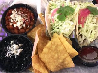 Taco Tuesday, or Street Taco Tuesday, at Pareidolia Brewing Co. in Sebastian, Florida.