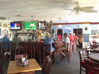 Portside Pub & Grille of Sebastian, Florida.