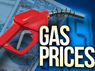 Gas prices jump in Sebastian, Florida.