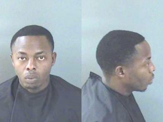 Man arrested with 56 Oxycodone pills in Sebastian, Florida.