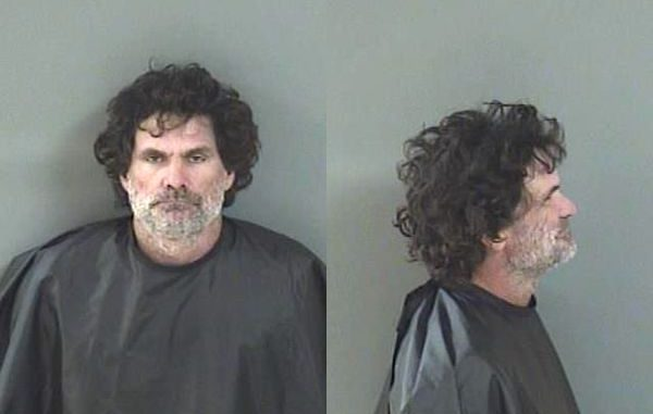 A man was very disappointed that police arrested him on his birthday in Sebastian, Florida.