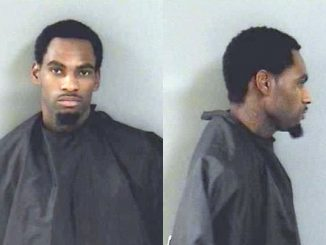 A man is accused of firing gunshots into a vehicle in Vero Beach, Florida.