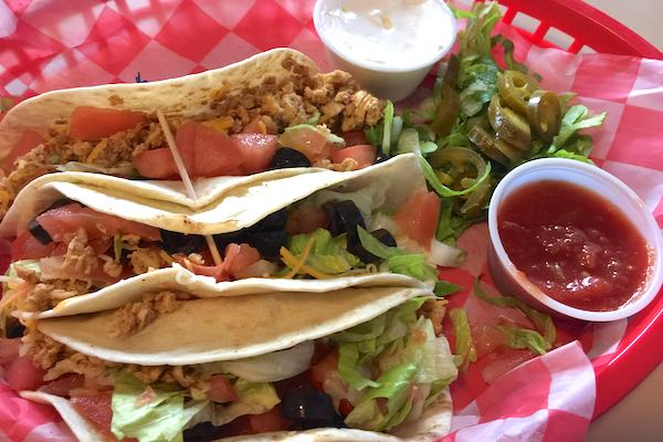Boathouse Pub offers $3 Margaritas on Mondays with free pool and great tacos in Grant, Florida.
