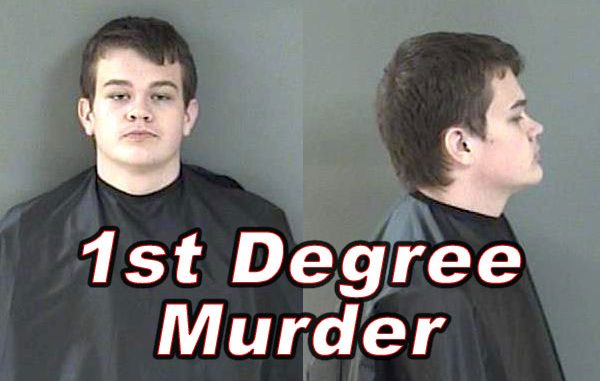 Elisha Charles Martin, 18, has been charged with 1st Degree Murder in the Logan Spencer homicide case.
