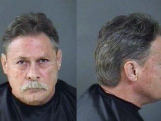Robert Joseph Lohse, 59, arrested in Fellsmere, Florida.