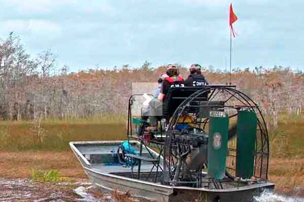 FWC has approved three providers to offer the newly required Airboat Operators Course.
