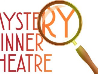 Mystery Dinner Theater at Riverside Church in Sebastian, Florida.